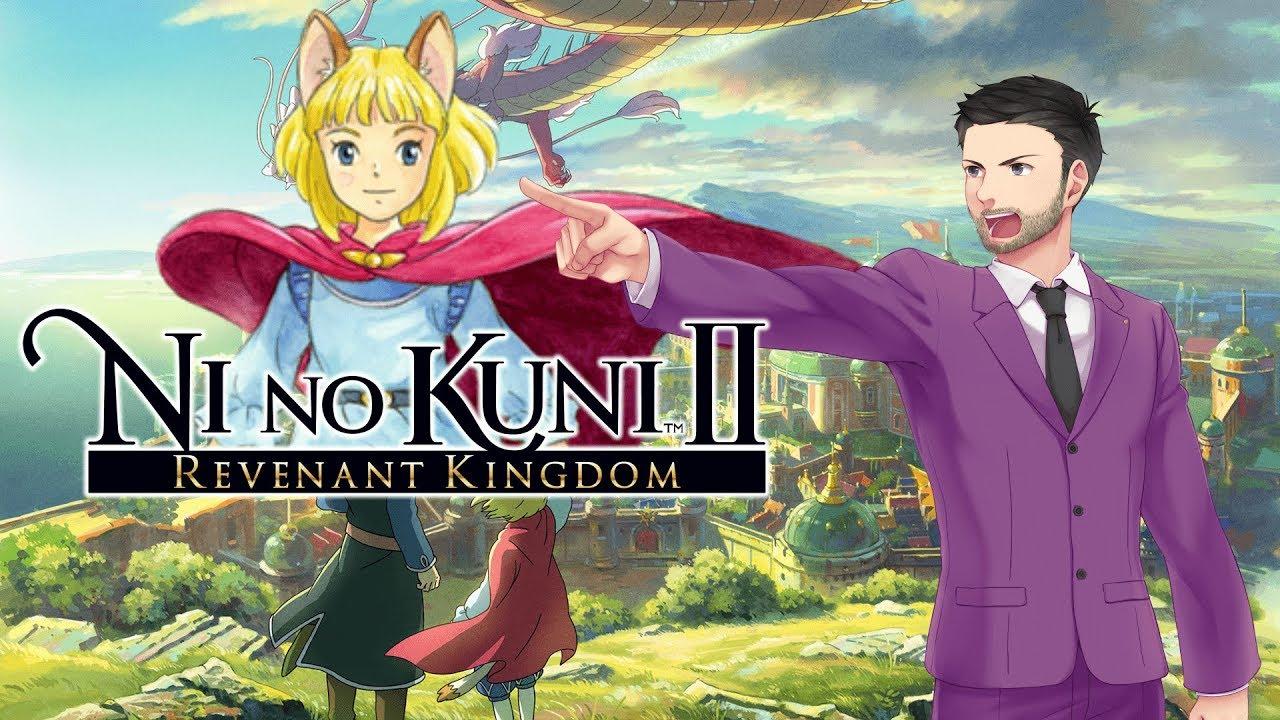 Ni No Kuni 2: Revenant Kingdom Review – FalseProof