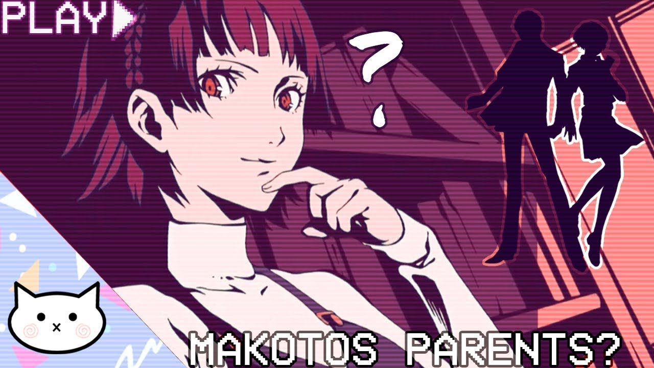 Persona 5 – Could These Two be Makoto's Parents? // Chii