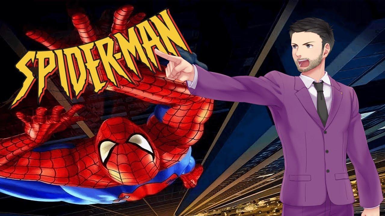 Spider-Man 2000 – FalseProof
