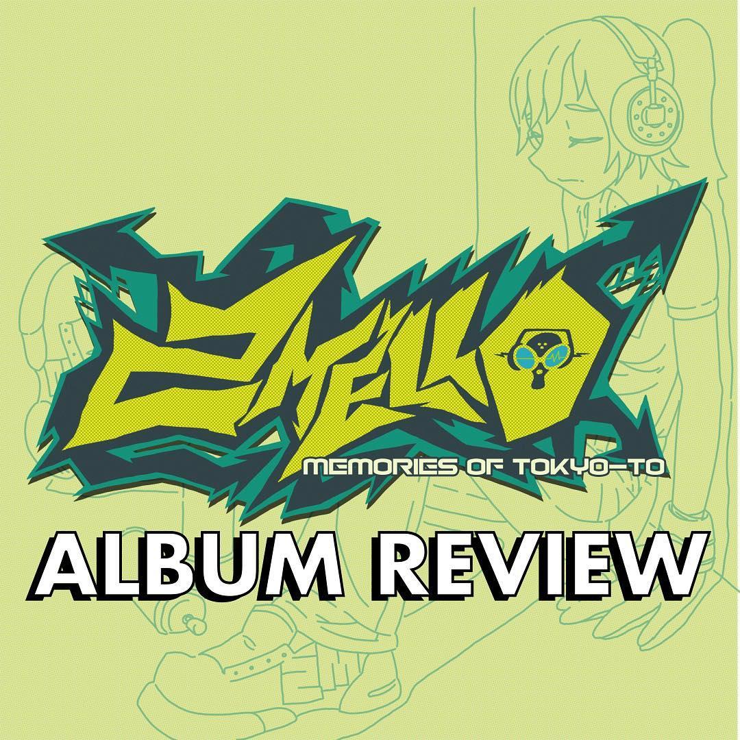 2Mello – Memories of Tokyo-to: An Ode to Jet Set Radio (Album Review)