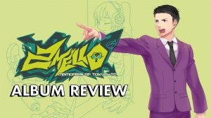 2Mello – Memories of Tokyo-to: An Ode to Jet Set Radio (Album Review)