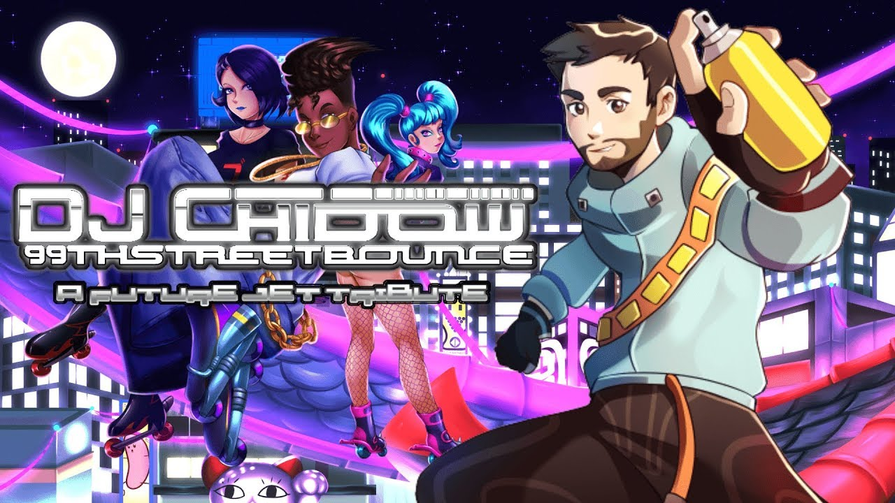 DJ Chidow – 99th Street Bounce: A Future Jet Tribute (Album Review)