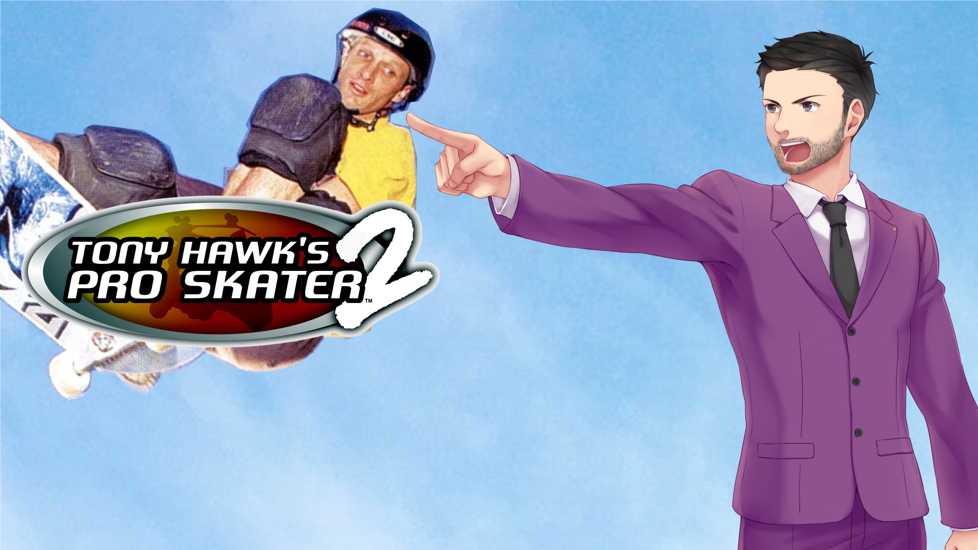 Tony Hawk's Pro Skater 2 – FalseProof
